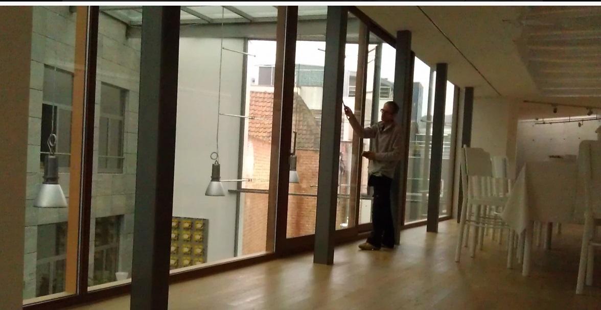 Schoonmaken veranda ramen wassen offerte glazenwasser for Offerte veranda